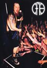 DIMEBAG DARRELL Pantera PHOTO Print POSTER Damageplan Guitar Washburn Dean 003