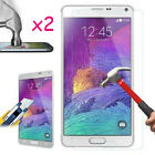 2-Pack HARD TEMPERED GLASS LCD Screen Protector For Samsuang Galaxy Note series