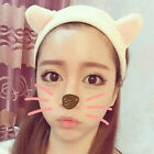 Lovely Cat Ears Hairband Head Band Party Headdress 4 Color Accessories SOL