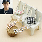 1PIC TAO EXO DROPOUT ALLOY NECKLACE NEW X1844