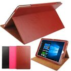 PU Leather Stand Book Flip Cover Case For 10.1 INCH Onda Obook 20 Plus Tablet