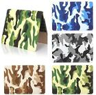 Camouflage Rubberized Matte Hard Case Cover Shell For Macbook Air Pro Retina