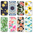 Beauty Flower Plant Pattern Hard Back Cover Case For iPhone 4S 5/5S 5C 6 6 Plus