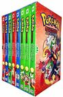 Manga Anime Pokemon Adventure Red & Blue, FireRed & LeafGreen, Black & White Set
