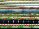 *** CLEARANCE FABRIC*** MISCELLANEOUS MODA FABRICS 100% COTTON  PATCHWORK/CRAFT