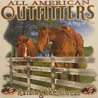 ALL AMERICAN OUTFITTERS HORSES RAISING THE FINEST #1266 LONG SLEEVES SHIRT