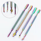 Nail Cuticle Pusher Remover   Stainless Steel Tool Born Pretty