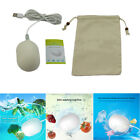 Mini Ultrasonic Washing Machine Home Travel Cleaner Fruit Jewelry Clothes Washer