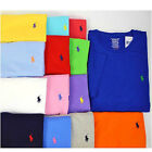NWT Authentic Polo Ralph Lauren Men's Crew Neck  Solid Short Sleeve T - Shirts