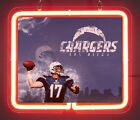 San Diego Chargers Philip Rivers Brand New Neon Light Sign $43.98 USD