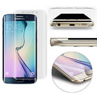 Screen Samsung Protector TPU HOT Clear Galaxy S6/S7 Edge/Plus Full Cover Curved