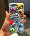 Monster University Toy Story Silicone Gel Case For iPhone 6/6S iPhone7 Plus