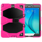 """For Samsung Galaxy Tab 4 7.0"""" 7 Inch SM-T230 Tablet Folio Cover Case w/ Stand"""