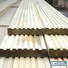 Treated Timber Decking Boards 26x145mm 3.6M & 4.8M Long FINISHED Premium Grade