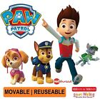 Paw Patrol Skye Wall Sticker Decor Movable Removable Decal Reusable Kids Room