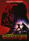 Revenge of the Jedi Star Wars Poster Print Borderless Stunning A1 A2 A3 A4 £9.94 GBP