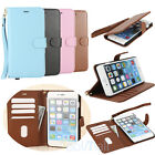 2017Luxury Magnetic Cover Stand Wallet Leather Case For Apple iPhone 6/6S/7/Plus
