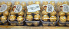 FERRERO ROCHER x16 pc Box Chocolate Gift Pack HAZELNUT Pick how many Boxes NEW