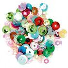 Craft Factory Cup Sequins 8mm, 5g approx