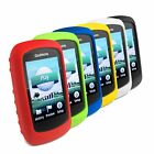 Tuff-Luv Silicone Gel Skin Case & Screen Cover for Garmin Golf Approach G6 / G7