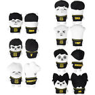 Kpop BTS Plush Doll Bangtan Boys Hiphop Monster Stuffed Kids Birthday Toy Gift