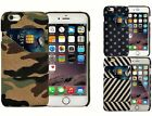 iPhone 6/6s & iPhone 7/8 - Soft Canvas - Slim fit - Wallet Case w/ Card Slot