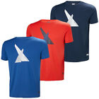 Helly Hansen 2017 Mens HP Shore T Shirt Graphic Sport Tee