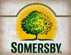 Somersby Cider VINTAGE ALCOHOL ADVERTISING METAL TIN SIGN POSTER WALL PLAQUE