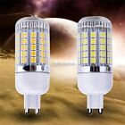 G9 5050SMD Cool/Warm White Corn Bulb 9W 59LEDs Light lamp 220V N98B