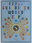 Harry Potter Quidditch World Cup Tin Sign 40x50cm