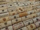 Natural Used/Unused Charles Shaw Wine Corks Lots of 10 20 30 40 50 Crafts Favors