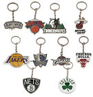 Official NBA - Metal Crest KEYRING (Basketball Teams) Gift/Fan/Xmas