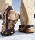 Non Slip Snow Ice Grippers For Shoes Boots for Walking Running Hiking Fishing
