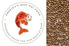 50 lbs Koi Fish Food LARGE Floating Pond Pellets with 32% Protein SEALED BAG