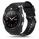 New Bluetooth Smart Wrist Watch GSM Phone For Android Samsung Apple iOS iPhone