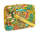 "Vera Bradley Mini Laptop Case Fits Most 11""  Laptops Ipads DVD Players E-Reader"