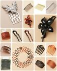 Flexicomb, Tort Combs, Chignon Pin Comb Side Hair Comb Slides Hair Grips