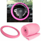 "14""- 16"" Soft Silicone Car Steering Wheel Cover Skidproof Odorless for Toyota"