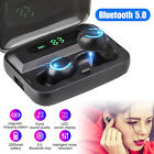 TWS Bluetooth 5.0 Earbuds Wireless Headphone Earphones For Android iPhone 11 XS