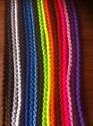 "80"" Long Dog Slip Show Lead Leash Agility Gundog Training Paracord Very Strong"