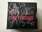 KISS Alive The Trilogy CD BOX Sealed Rare AUTOGRAPHED By Alive III Members NEW