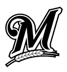 Decal Vinyl Truck Car Sticker - MLB Baseball Milwaukee Brewers on Ebay