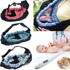 Внешний вид - 2Pcs Baby Infant Newborn Adjustable Carrier Sling Wrap Rider Backpack Pouch Ring