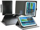 Universal Wallet Case Cover Stand fits YunTab E706 Tablet PC 7 Inch