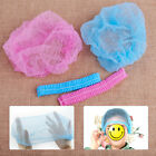 20x Microblading Permanent Makeup Disposable Cap Hairnet Catering Stretch Hat