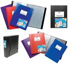 Flexicover DISPLAY BOOK A3 A4 A5 Folder Business Presentation Portfolio {Tiger}