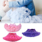 New Cute Girls Bust Skirt Princess Ballet Skirt Cake Tutu Dress Party Prom Dress