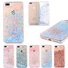 Luxury Diamond Sparkly Stars Liquid  Bling TPU Glitter Case For iPhone 7 Plus 6s
