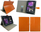 Stylish PU Leather Wallet Case Cover Stand fits Voyo A1 Mini/X7 A8 Tablet