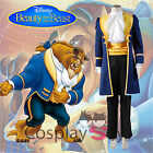 Beauty and the Beast ,Cosplay anime party Costume complete set